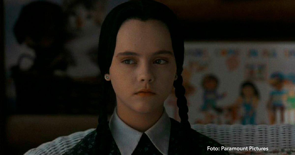cover 15 - ¡Mira cómo se ve actualmente Merlina, la hija de los populares Locos Addams!