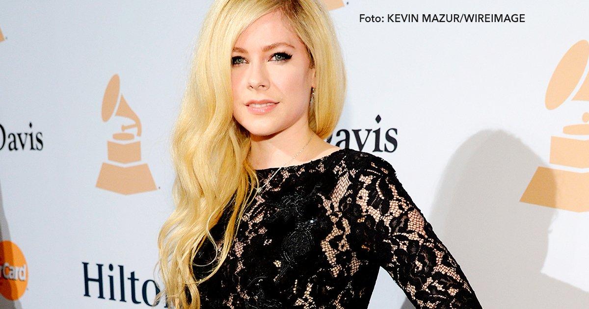 cover 18.jpg?resize=1200,630 - Avril Lavigne regresará con un nuevo material, además luce espectacular