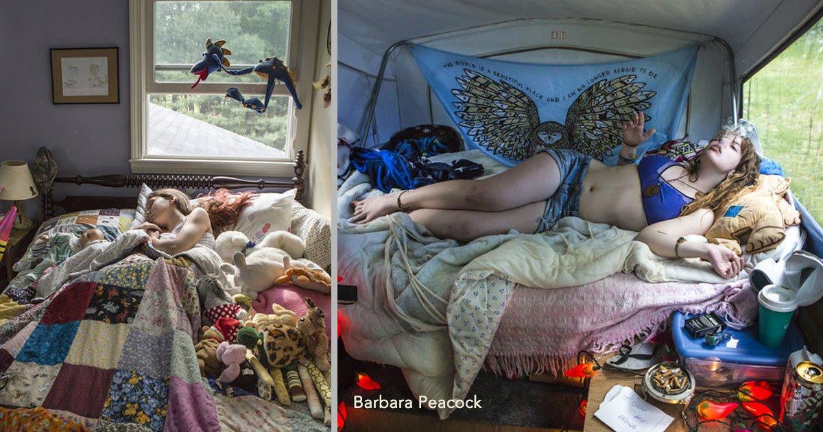 cover 45.jpg?resize=1200,630 - ¡Fotos Increíbles De Americanos De Clase Media En Sus Habitaciones!