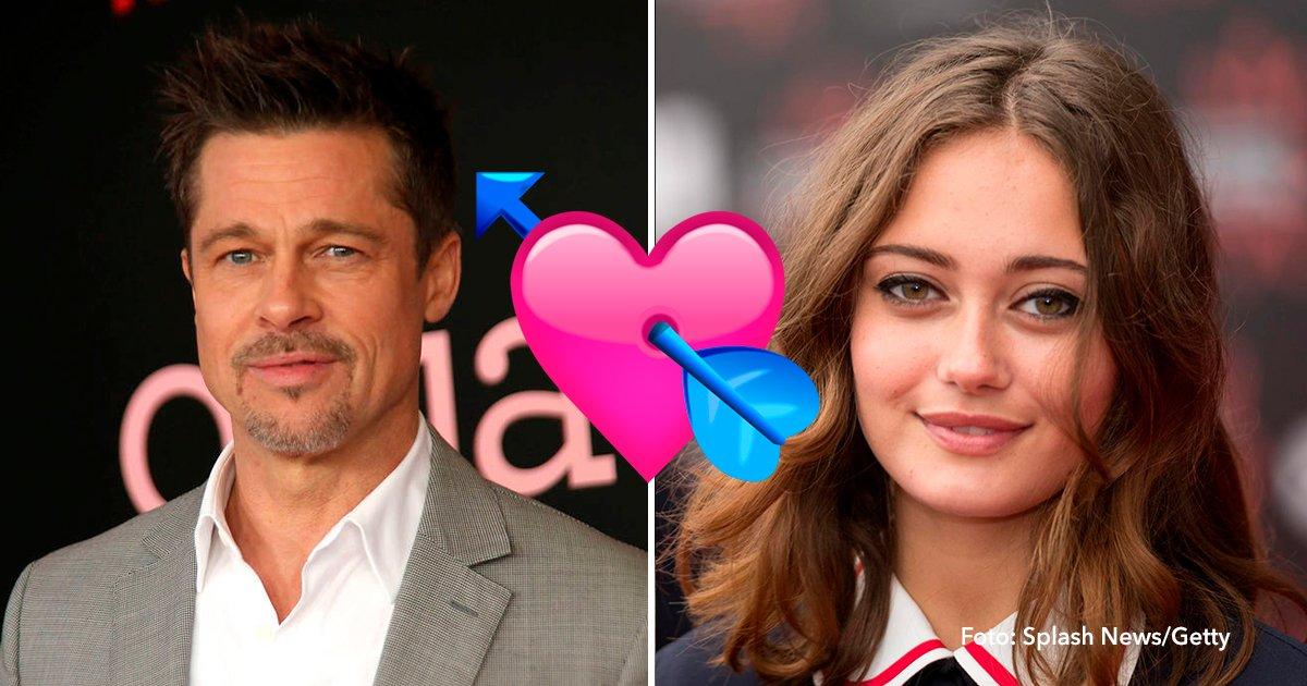 cover 67.jpg?resize=1200,630 - ¡La Novia de Brad Pitt Tiene 21 años Y Parece Una Joven Angelina Jolie!
