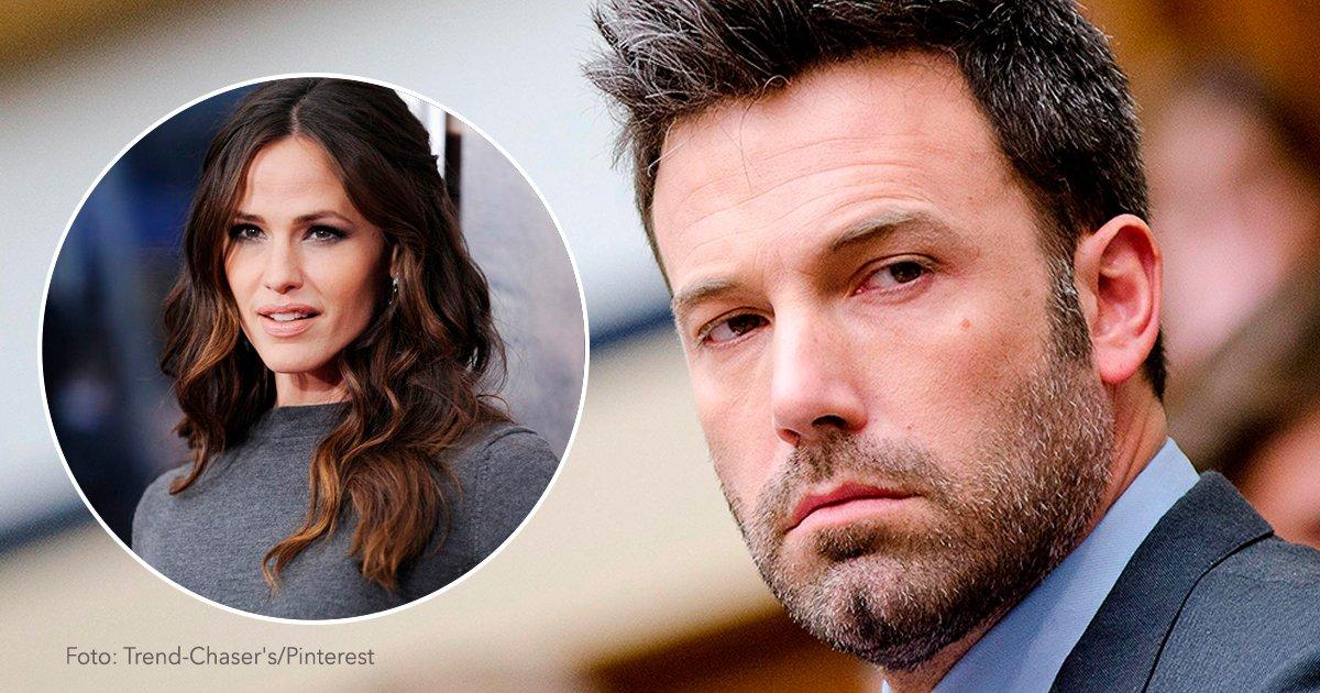 cover 72.jpg?resize=648,365 - Ben Affleck vuelve a ser internado por alcoholismo y Jennifer Garner decidió reaparecer en su vida.