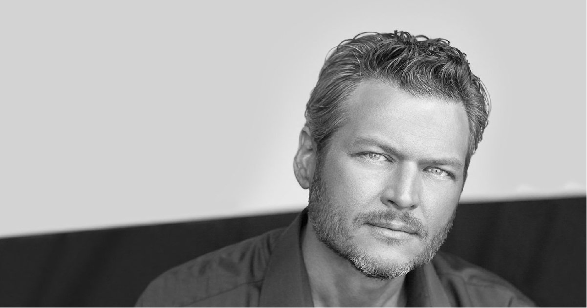 dhdh - Country Singer Blake Shelton Is 2017's Sexiest Man?