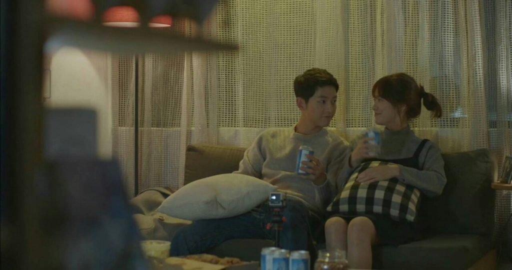 KBS '태양의 후예'