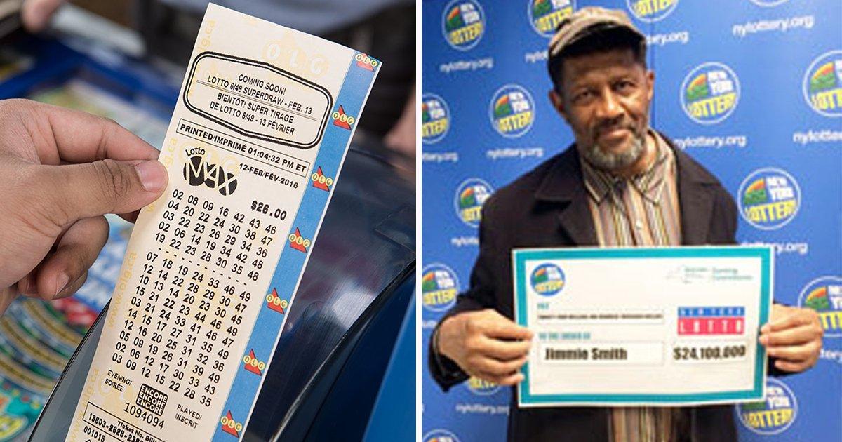 ec8db8eb84ac 27.jpg?resize=1200,630 - Homem encontra bilhete de loteria que valia 24 milhões de dólares, dois dias antes do prazo de retirada expirar
