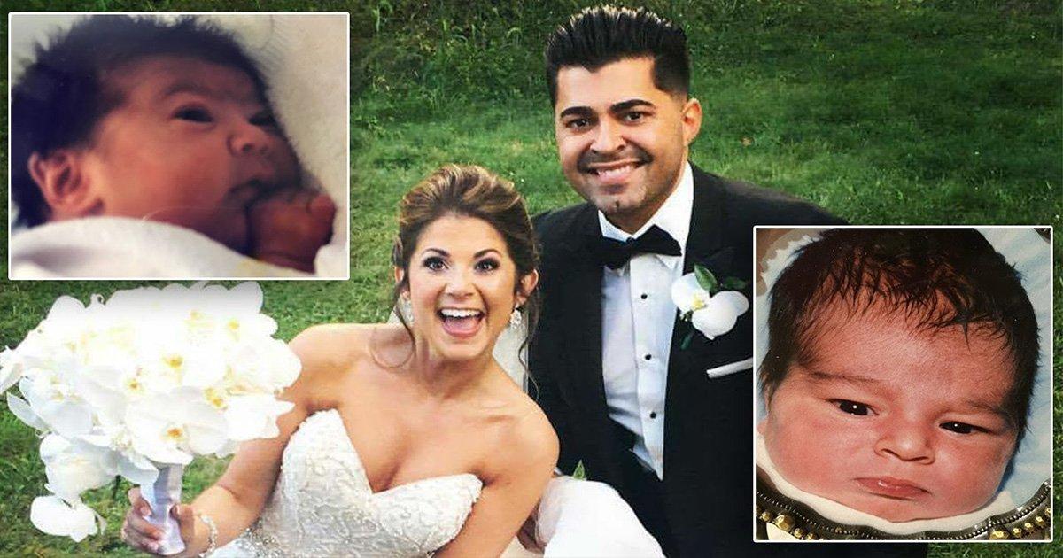 ec8db8eb84ac 5.jpg?resize=1200,630 - Casal que nasceu no mesmo dia e no mesmo hospital se casa 27 anos depois