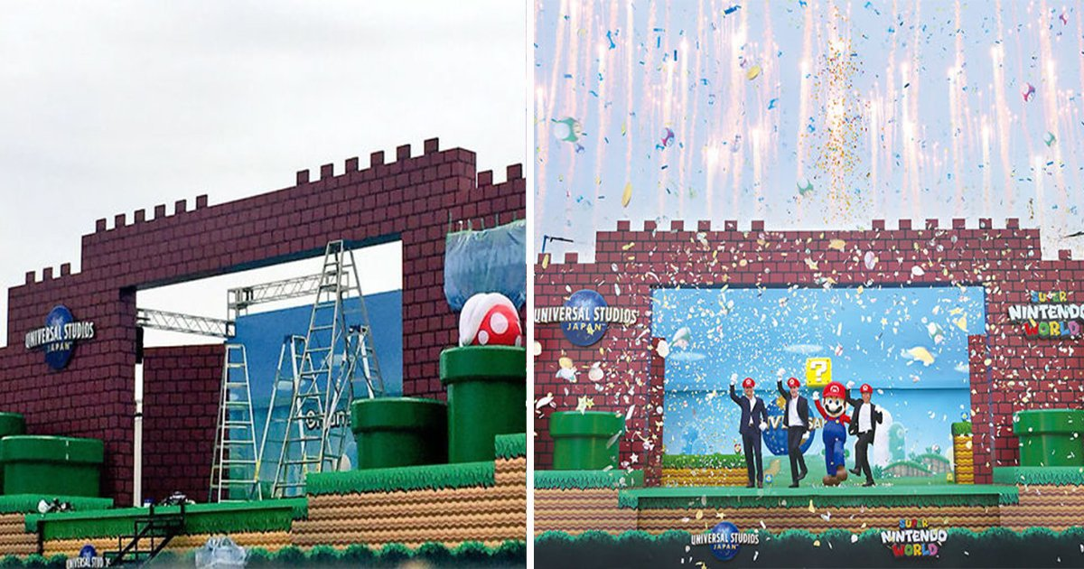 ec8db8eb84ac ebb3b5eab5aceb90a8 ebb3b5eab5aceb90a8 16.jpg?resize=300,169 - First Photos From Super Nintendo World In Japan Disclose And People Can't Hold Their Excitement