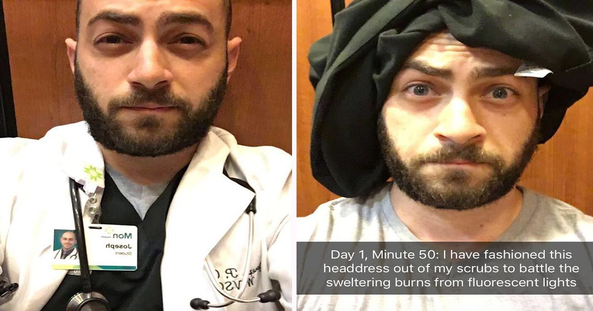ec8db8eb84ac ebb3b5eab5aceb90a8 ebb3b5eab5aceb90a8 2 - Doctor Gets Stuck in an Elevator Before His Very First Surgery, And Proved Doctors Have The Best Sense Of Humor