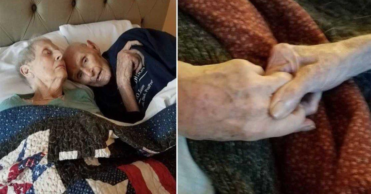 ec8db8eb84ac1 11 - Una pareja de veteranos de la Segunda Guerra Mundial muere el mismo día tras estar 70 años juntos.