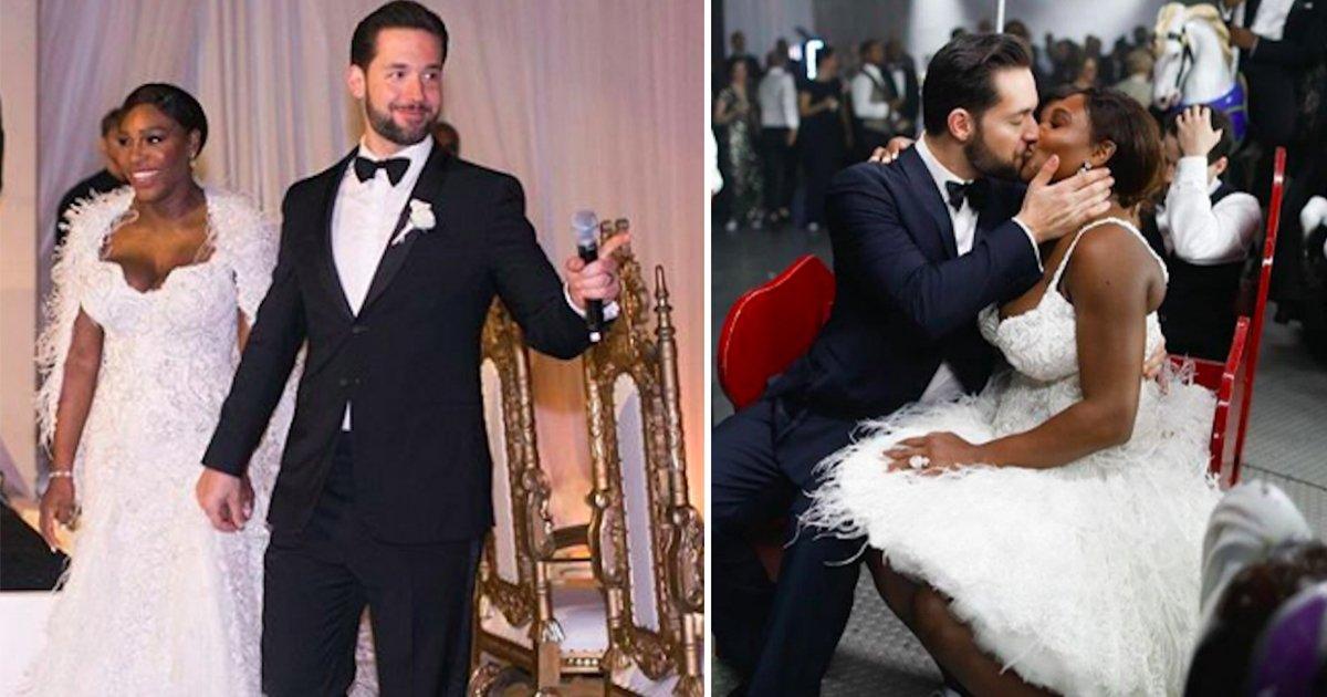 ec8db8eb84ac8 5.jpg?resize=300,169 - Serena Williams, Alexis Ohanian Share Intimate Photos of Wedding Day