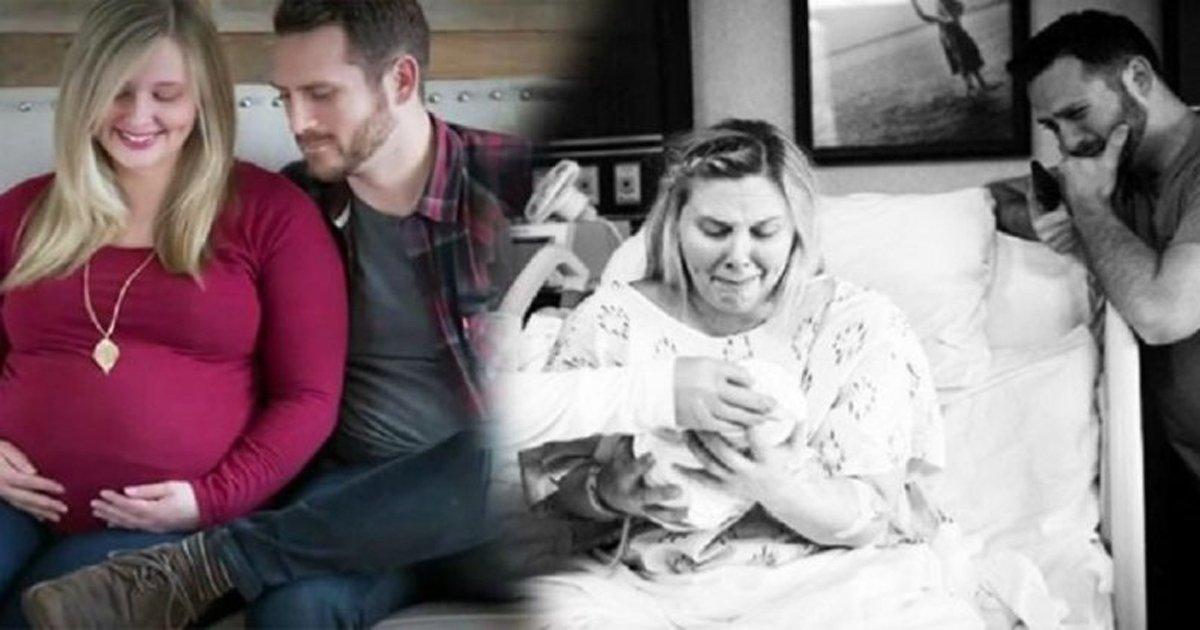 ec9584eab8b0ec9ea5eab8b0.jpg?resize=1200,630 - 임신 중 아기의 '희귀병' 사실 알고 아기를 낳아 '장기 기증'을 결심한 엄마(영상)