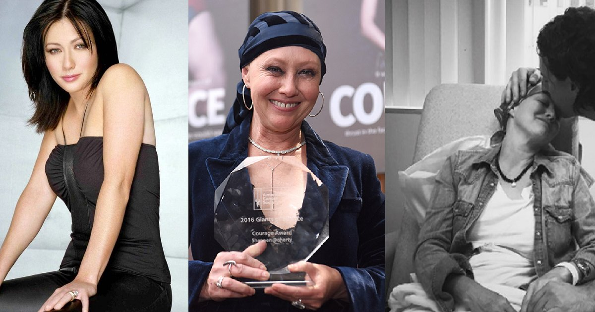 eca09cebaaa9 ec9786ec9d8c 106 - Shannen Doherty Latest Cancer News Breaks Hearts Of Her Fans Worldwide