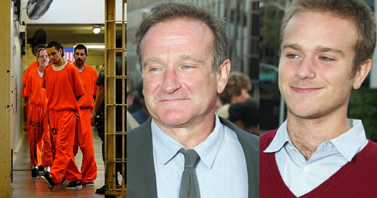 eca09cebaaa9 ec9786ec9d8c 127 - Robin Williams' Son Pays Forward By Teaching In Biggest Prison In US