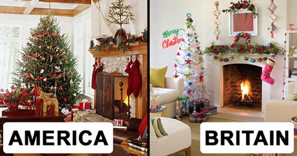 eca09cebaaa9 ec9786ec9d8c 147 - Are You More American Or British? All Depends On How You Celebrate Christmas.