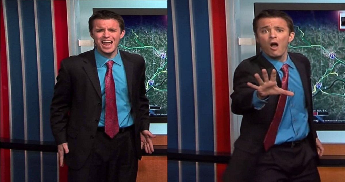 """eca09cebaaa9 ec9786ec9d8c 35 - Traffic Reporter Nails This Hysterical Parody of """"Let It Go"""" To Engage His Viewers"""