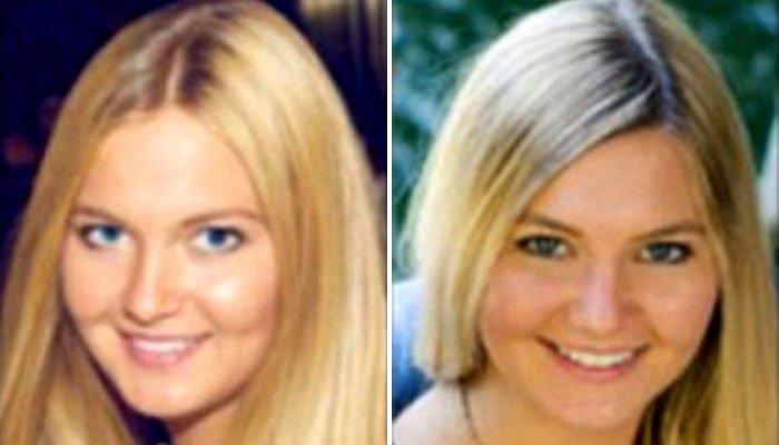좌: 실험자 본인이 고른 사진, 우: 다른 사람들이 고른 사진 / Daily Mail