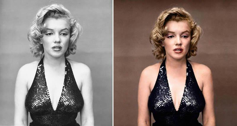 fotos preto e branco coloridas 2.jpg?resize=636,358 - Fotos históricas recoloridas! Veja a diferença quando se adiciona cores às fotos de antigamente