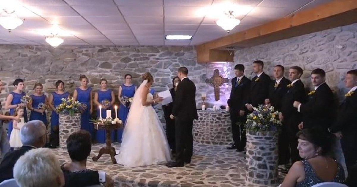 gegr.jpg?resize=648,365 - A noiva leva todo mundo às lágrimas com seus votos de casamento