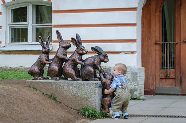 good parenting examples  605.jpg?resize=300,169 - 15 Warm-Hearted Kids Who Make Their Parents Proud