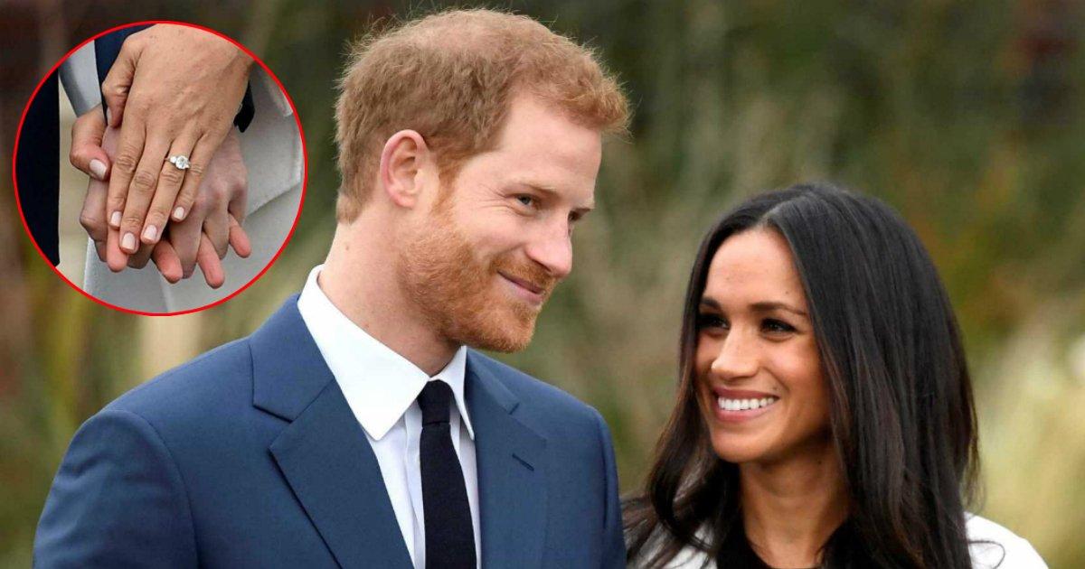 harryfin.jpg?resize=1200,630 - Especialistas revelam o quanto vale o anel de noivado de Harry e Meghan Markle