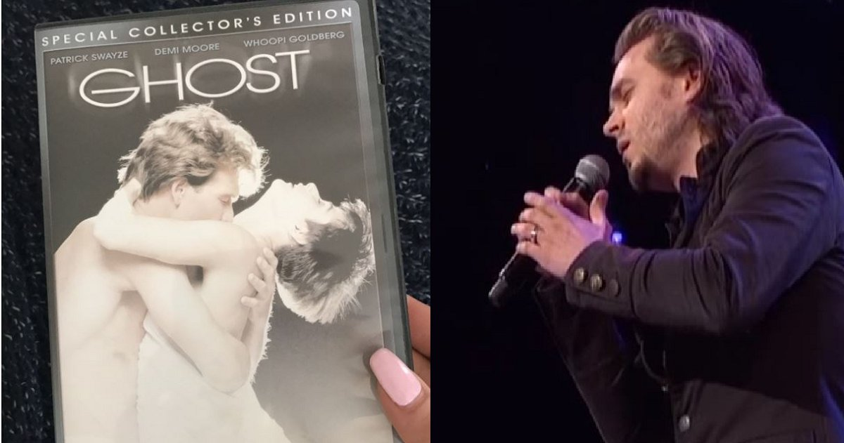 heh - Actor Sings the Best Cover of Unchained Melody Since The Original