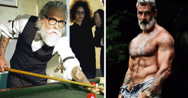 hot - Hot Older Men Who Will Break Your 'Misconceptions'