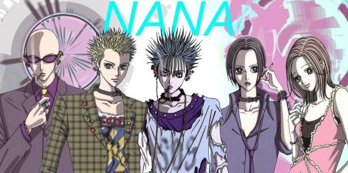 Image result for 矢沢あい nana