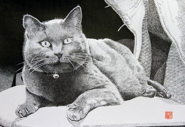 image 1 - ボールペン画の描き方とコツ!上達する方法やおすすめの道具とは?