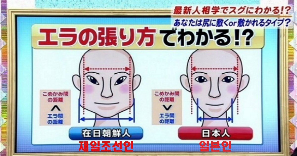img 5a08e364cb728213213.png?resize=648,365 - '일본 방송에 나온 한국인 구별법' 사진의 '충격적' 진실