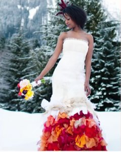 img 5a1f72b5ca667 - 16 Brides Who Really Should Have Said 'No' To Their Wedding Dress