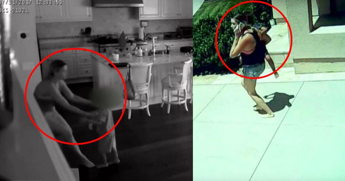 nannyfin.jpg?resize=1200,630 - Ao perceber um invasor, babá pega criança e corre pra rua