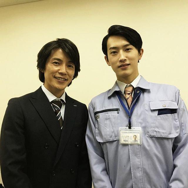 Image result for 藤木直人 双子