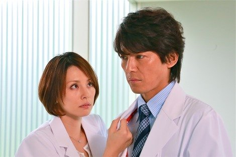 Image result for 藤木直人 ドクターX