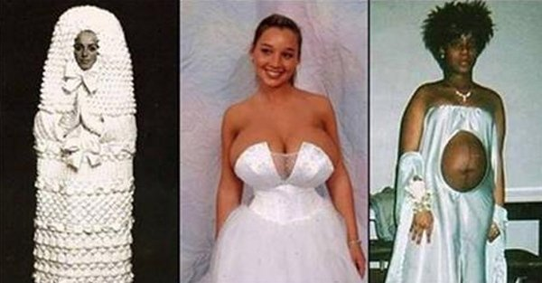 noiva.jpg?resize=1200,630 - 18 vestidos de casamento simplesmente bizarros