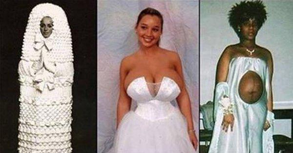 noiva.jpg?resize=412,232 - 18 vestidos de casamento simplesmente bizarros