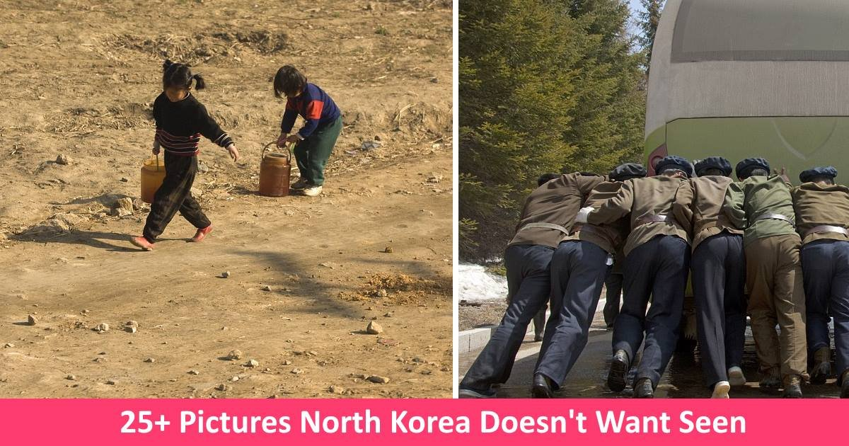 nork - 20+ Photos That North Korean Wants Hidden From You