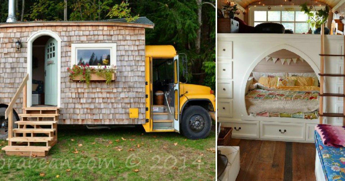 onibus.jpg?resize=412,232 - Casal transforma ônibus dos anos 80 em uma casa bonita e funcional!