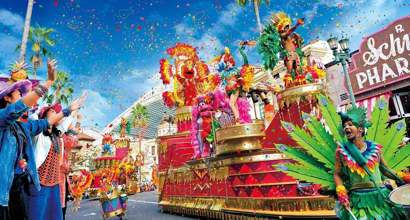 USJ パレード에 대한 이미지 검색결과