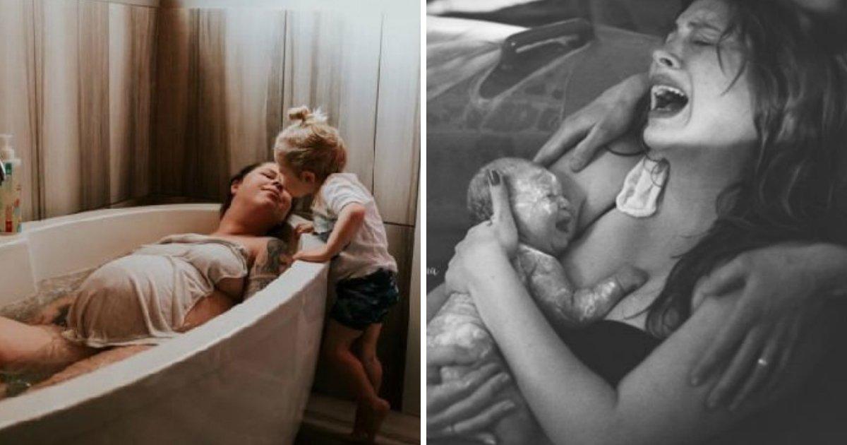 partofin.jpg?resize=412,232 - 22 fotografias incríveis feitas durante o trabalho de parto