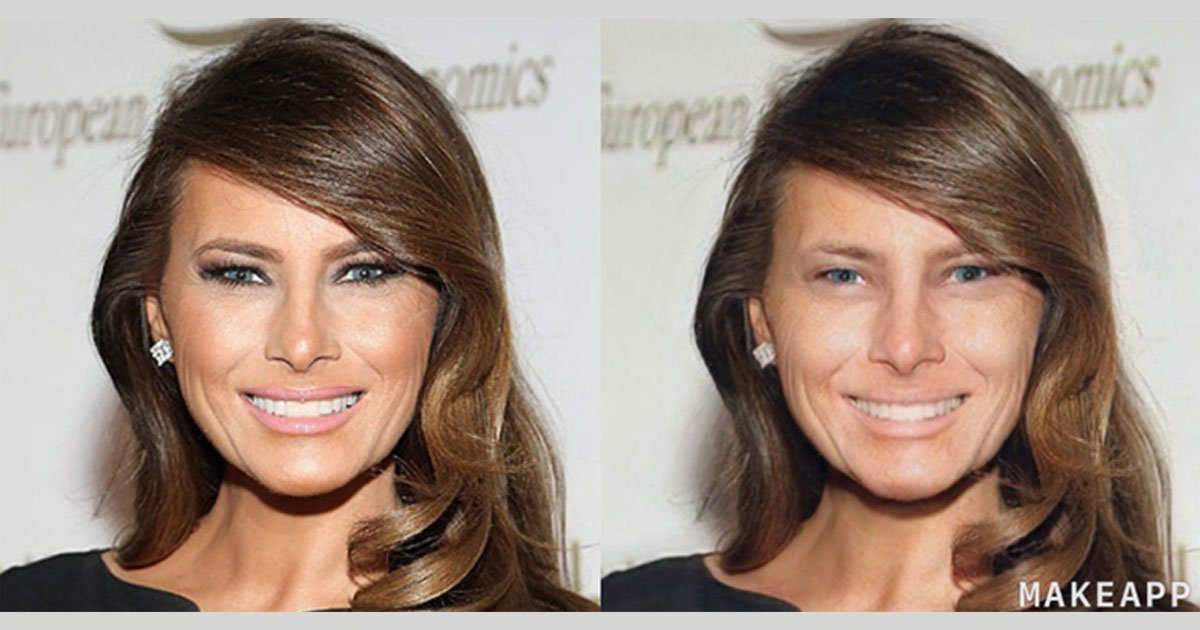 portada 10.jpg?resize=1200,630 - Assim ficariam essas 11 celebridades sem maquiagem, você com certeza ficará surpreso com o resultado!