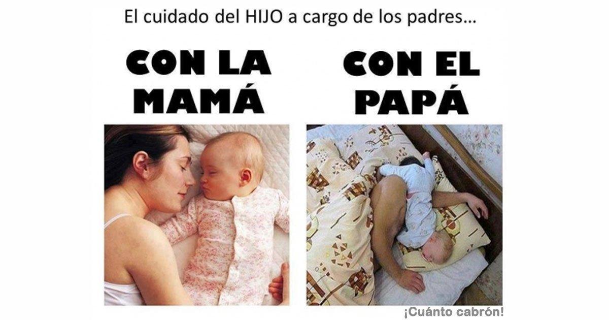 portada 12 - 30 memes sobre cómo ser padre que te matarán de risa