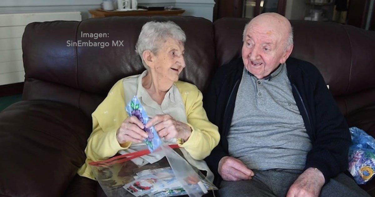 portada 13.jpg?resize=412,232 - Una madre de 98 años decide mudarse al asilo donde está su hijo de 80 años para seguir cuidándolo.