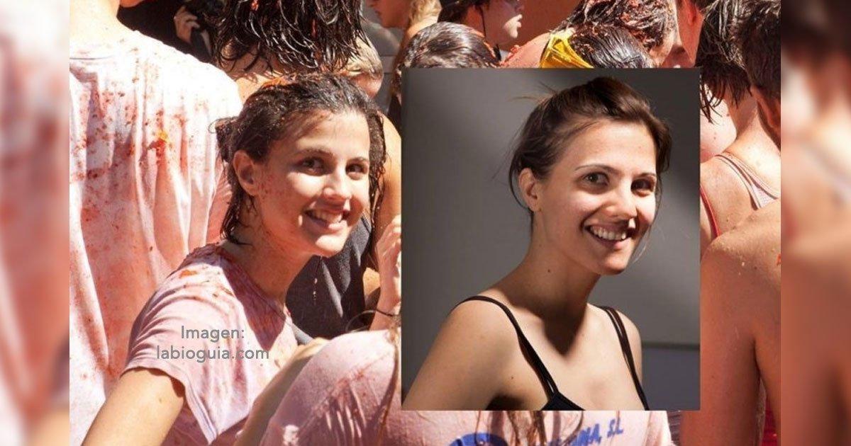 portada 14.jpg?resize=1200,630 - Descubrió en una foto a una chica idéntica a ella, cinco años después por fin se encuentran