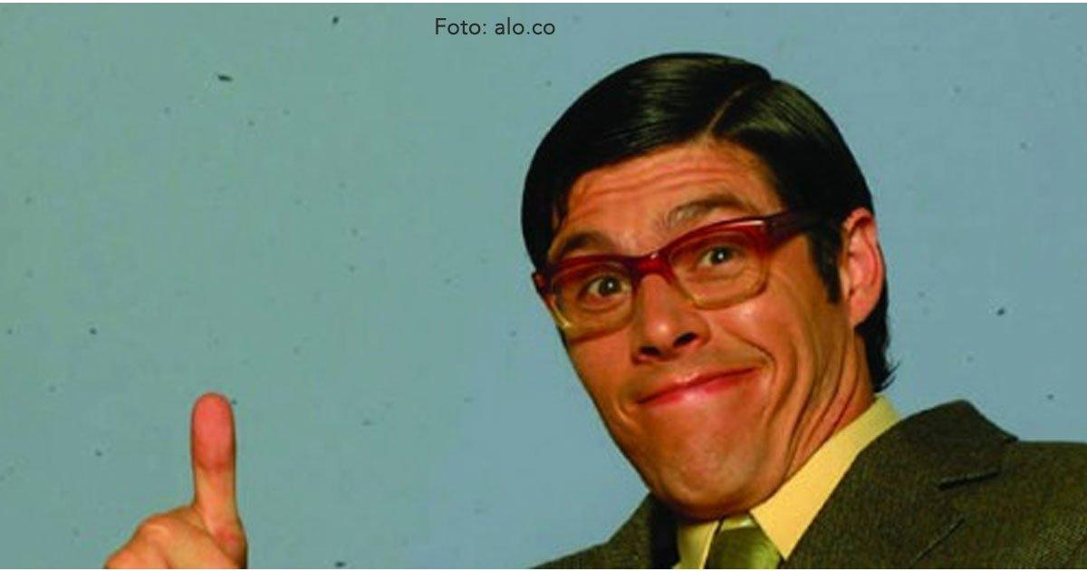 """portada 28 - Nicolás Mora """"el feo"""" de Betty La Fea, ya tiene 52 años y se ve mejor que nunca."""