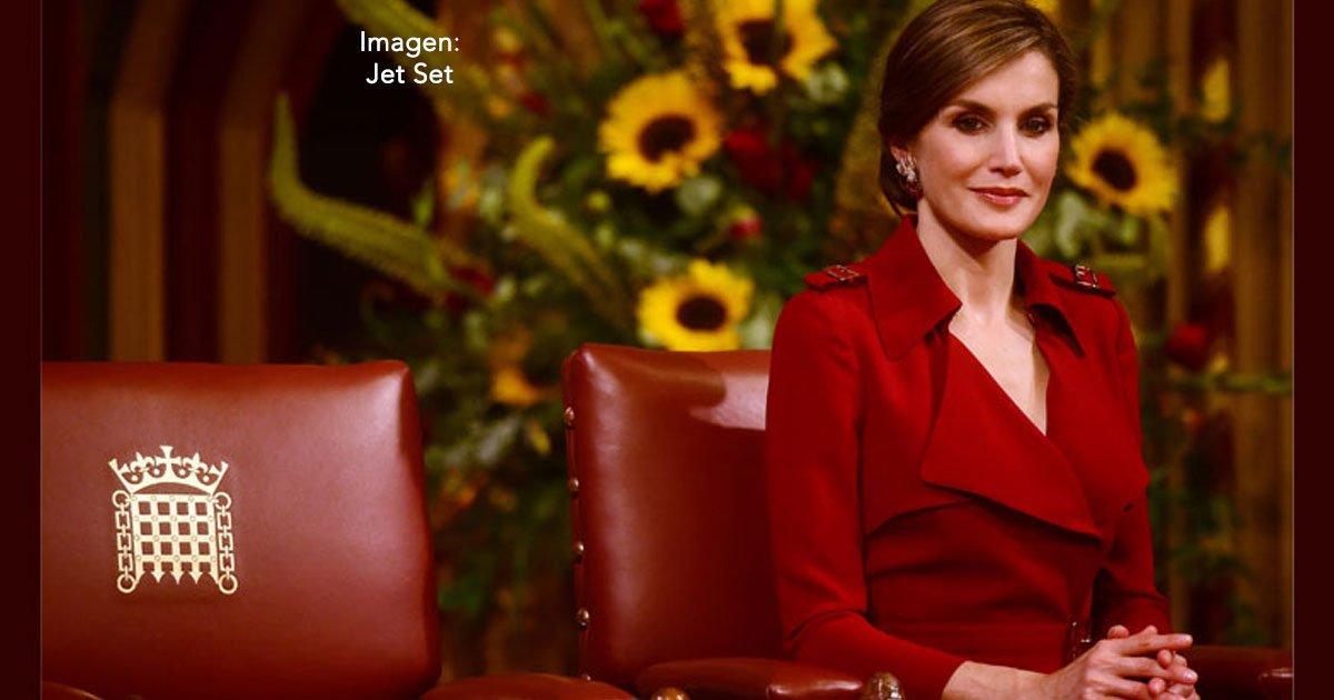 portada 33 - Letizia de España es considerada la reina más elegante del mundo