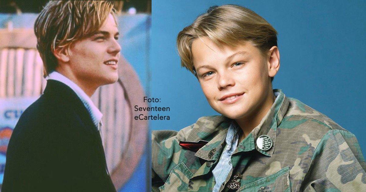 portada 35 - 25 sorprendentes fotografías de celebridades cuando aún eran muy jóvenes