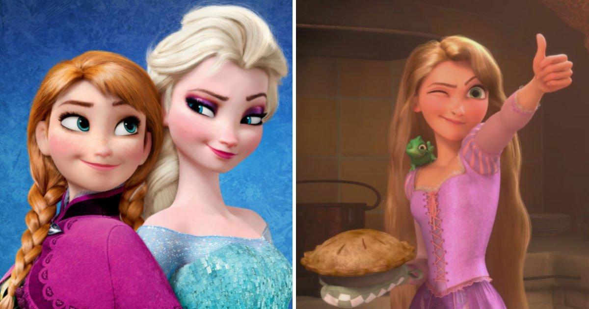 qer - 다수가 공감한 '디즈니' 여성 캐릭터들의 '인생교훈' 20가지