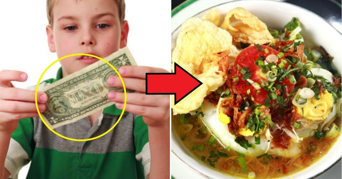 """qewrerqw.jpg?resize=1200,630 - """"놀라운 물가 차이"""" 세계의 여러 나라에서 '1달러'로 살 수 있는 음식들(+19)"""