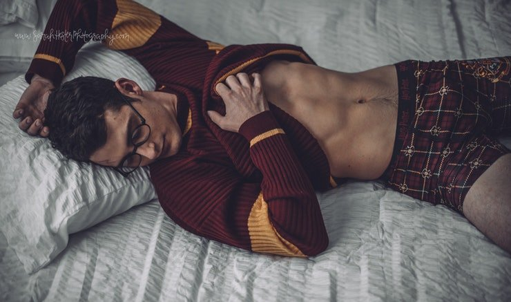 rehost2f20162f102f172f167d5590 b22a 4f4a 8370 349e30db36c3.jpg?resize=412,232 - Every Muggle's Dream Comes To Life: Sexy Harry Potter Photos