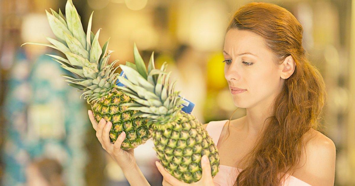 sans titre 1 3 - L'ananas? Le secret miraculeux de ce régime