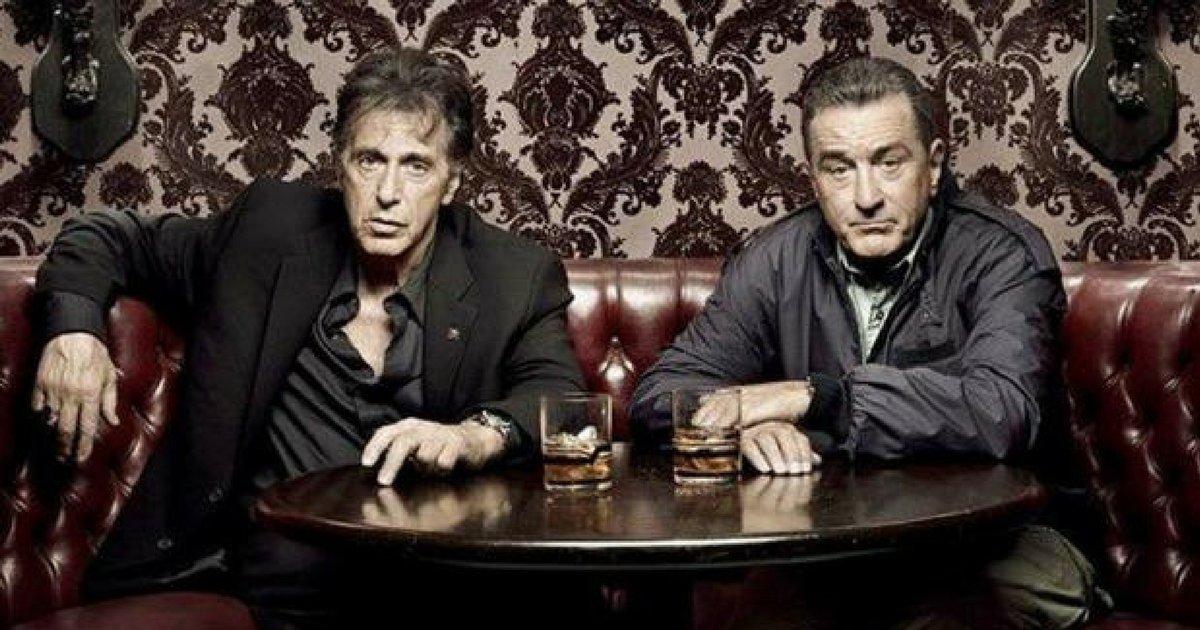 sans titre 3 1 - Le choc des titans : Robert de Niro et Al Pacino réunis à l'écran